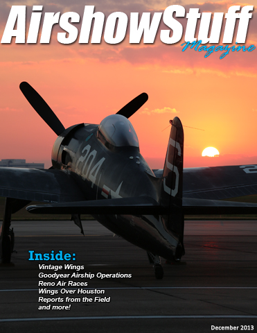AirshowStuff Magazine Cover